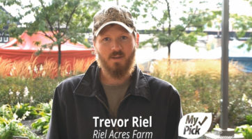 The Importance of Ontario MyPick Farmers - Trevor Riel