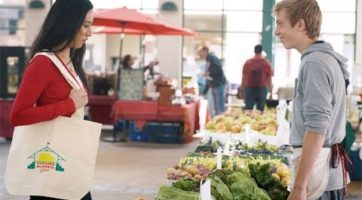 An Ontario Farmers' Market Moment - Get to know your local farmer